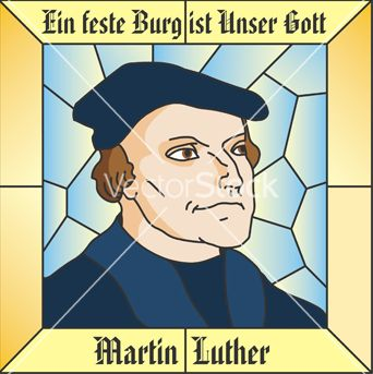 luther cartoon